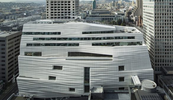 san francisco sfmoma art californien architecture